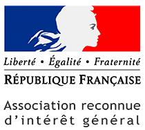 Association reconnu par la République Française