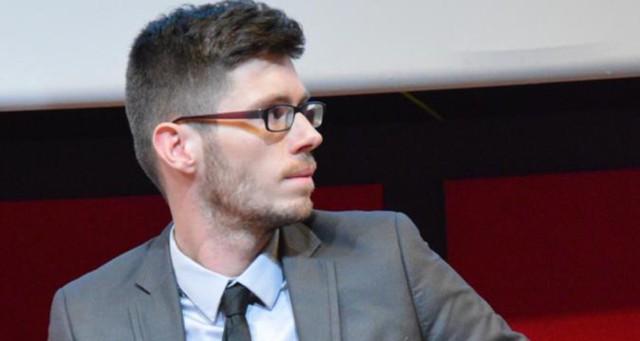 Photo de Jérôme Quéré, Vice-président du Mouvement Européen - France