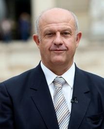 Photo de Gilles Savary, membre du Bureau du Mouvement Européen - France