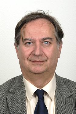 Photo de Serge Guillon, Vice-président du Mouvement Européen - France