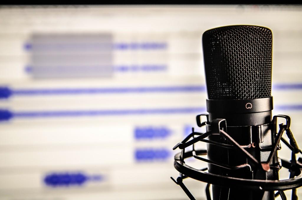 Microphone - radio