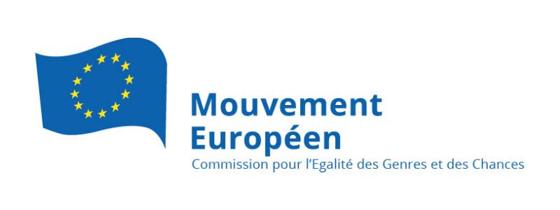 Logo Comission pour l'Egalité des Genres et des Chances