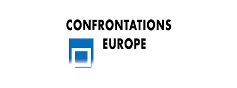 Logo Confrontations europe
