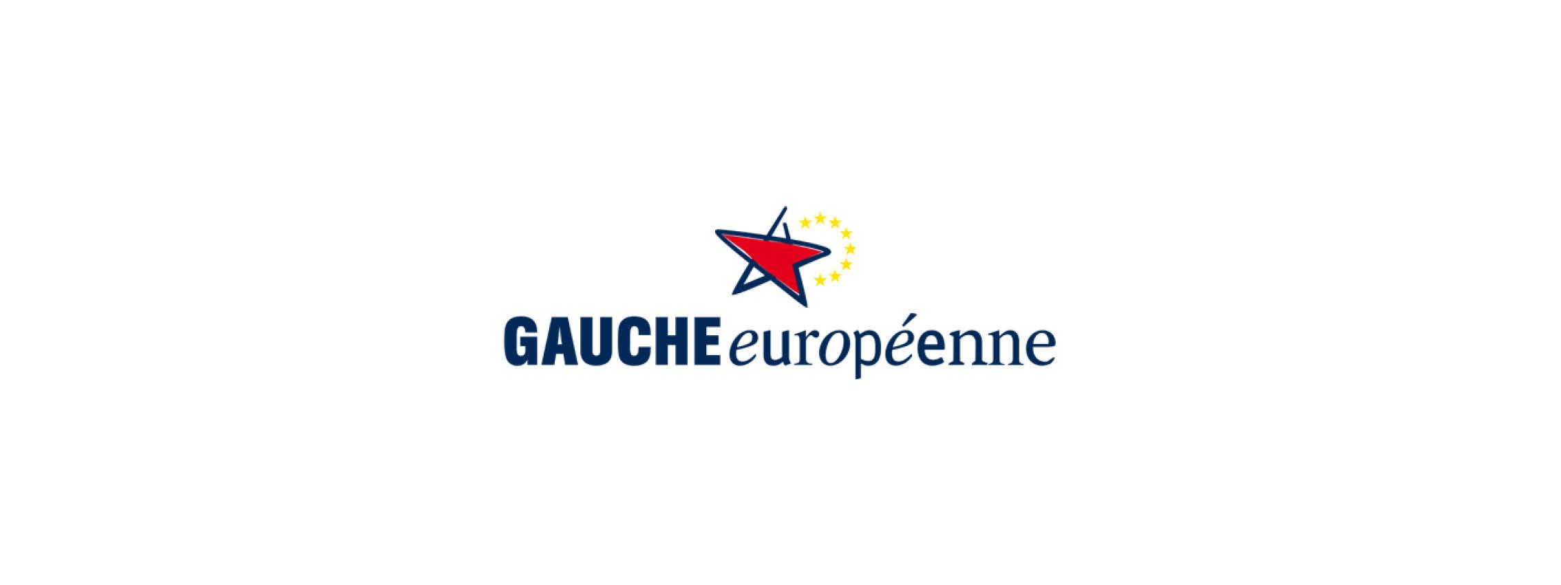 Logo Gauche européenne