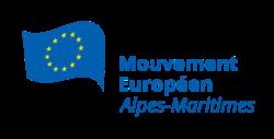Logo du Mouvement Européen - Alpes-Maritimes