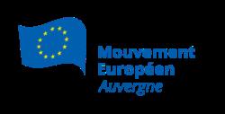 Logo du Mouvement Européen - Auvergne