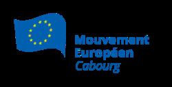 Logo du Mouvement Européen - Cabourg