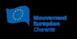 Logo du Mouvement Européen - Charente