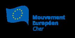 Logo du Mouvement Européen - Cher