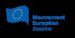 Logo du Mouvement Européen - Essonne