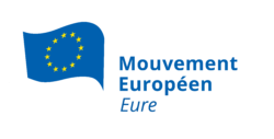 Logo du Mouvement Européen - Eure