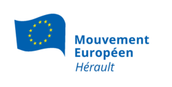 Logo du Mouvement Européen - Hérault
