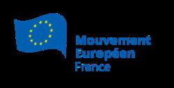 Logo du Mouvement Européen - France