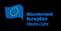 Logo du Mouvement Européen - Haute-Loire