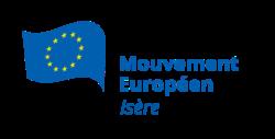 Logo du Mouvement Européen - Isère