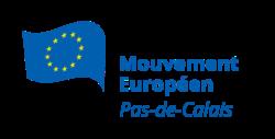 Logo du Mouvement Européen - Pas-de-Calais