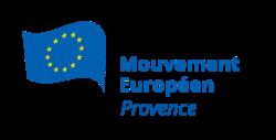 Logo du Mouvement Européen - Provence