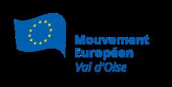 Logo du Mouvement Européen - Val d'Oise