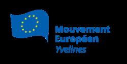 Logo du Mouvement Européen - Yvelines