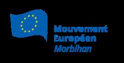 Logo du Mouvement Européen - Morbihan