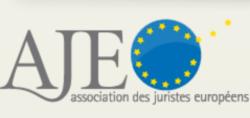 Logo de l'Association des Juristes Européens