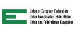 Logo de l'Union des Fédéralistes Européens