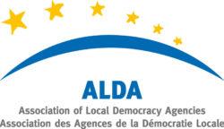 Logo de L'Association européenne pour la démocratie locale