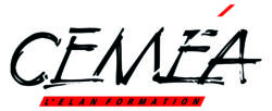 Logo de Ceméa – Centres d'Entraînement aux Méthodes d'Education Active