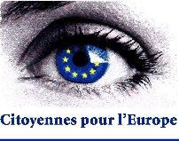 Logo des Citoyennes pour l'Europe