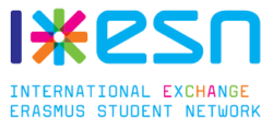 Logo de International Exchange Erasmus Student Network