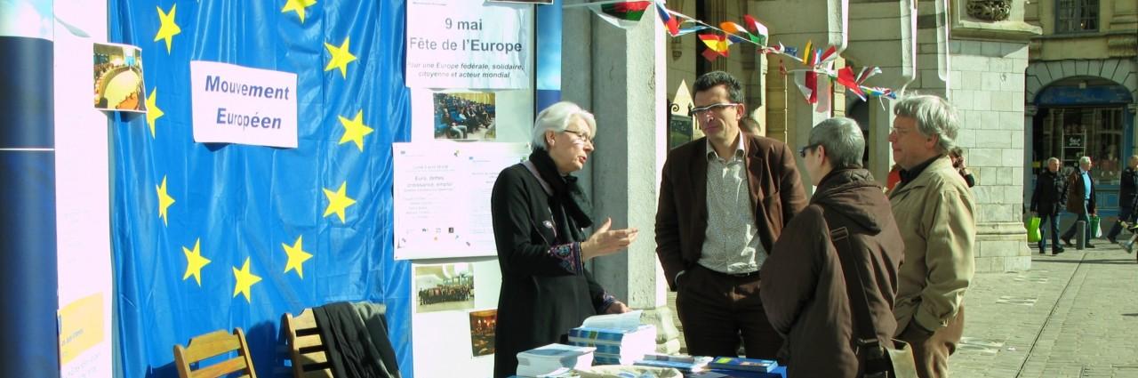 Mouvement Européen - Pas-de-Calais