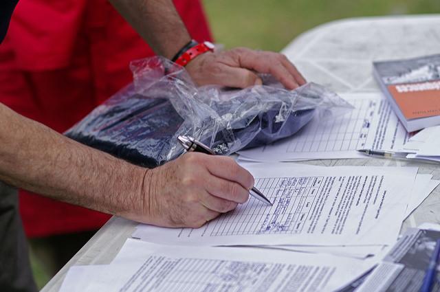 Un million de signatures sont nécessaire à la mise en place d'une initiative citoyenne européenne, photo via Duc sur flickr