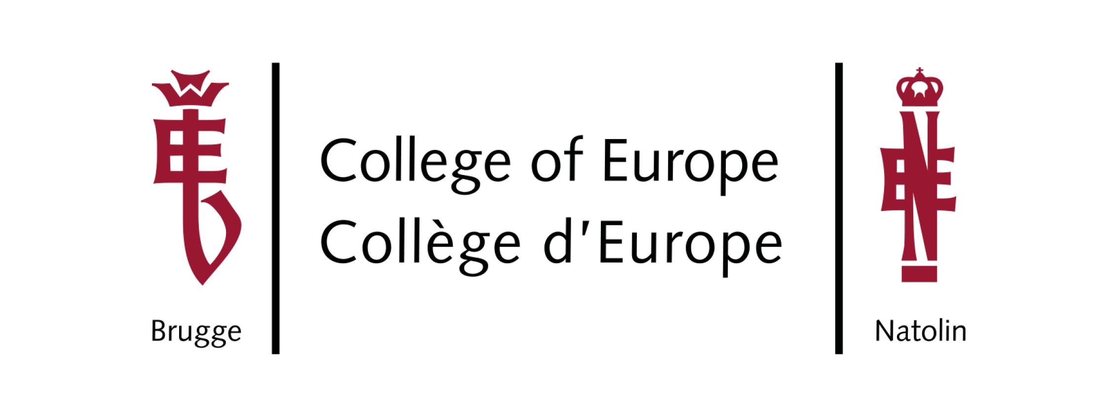 collège d'europe logo